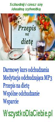 Przepis na dietę