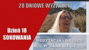 Wejście w Głąb Siebie – Medytacja | Sokowanie 2018 – Dzień 18 | 28 DNIOWE WYZWANIE